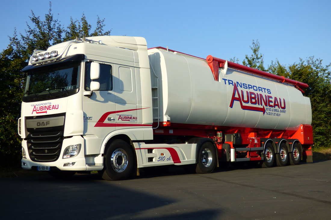 Camion aliment